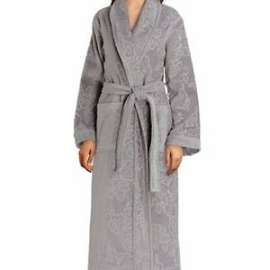 NWT Grey L OR XL Turkish Cotton Robe Final Price